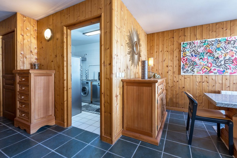 Val d'Isère Luxury Rental Apartment Vesuvin Living Area 4