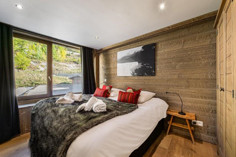 Val d'Isère Location Appartement Luxe Vigiz Chambre