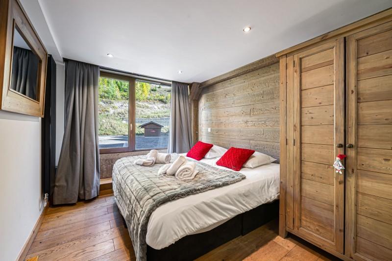 Val d'Isère Luxury Rental Appartment Vigiz Bedroom 4