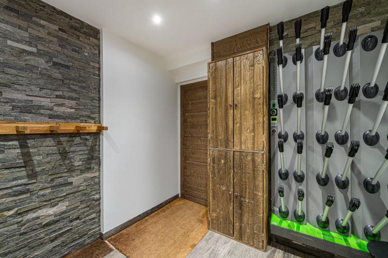 Val d'Isère Luxury Rental Appartment Vigiz Ski Room