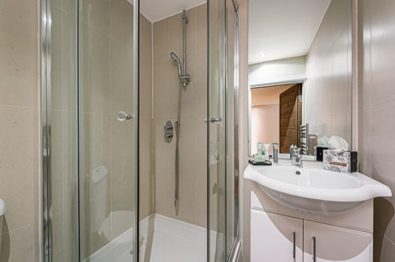 Val d'Isère Luxury Rental Appartment Vigiz Bathroom
