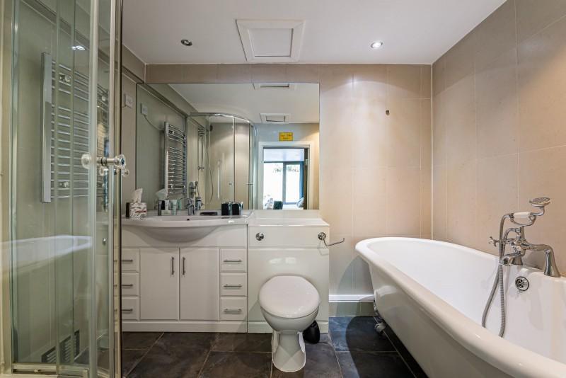 Val d'Isère Location Appartement Luxe Vigiz Salle De Bain 3