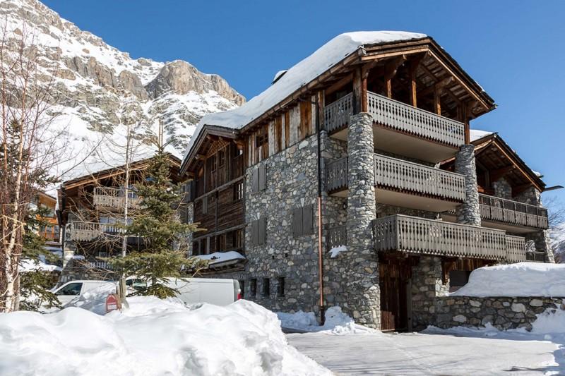 Val d'Isère Location Appartement Luxe Violane Extérieur