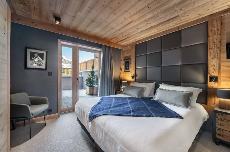 Val d'Isère Luxury Rental Appartment Virlonte Bedroom 4