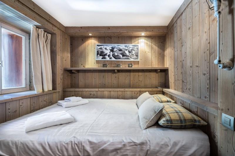 Val d'Isère Location Appartement Luxe Viteli  Chambre