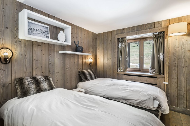 Val d'Isère Location Appartement Luxe Viteli Chambre 3