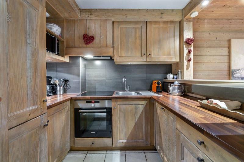 Val d'Isère Location Appartement Luxe Vizir Cuisine 2