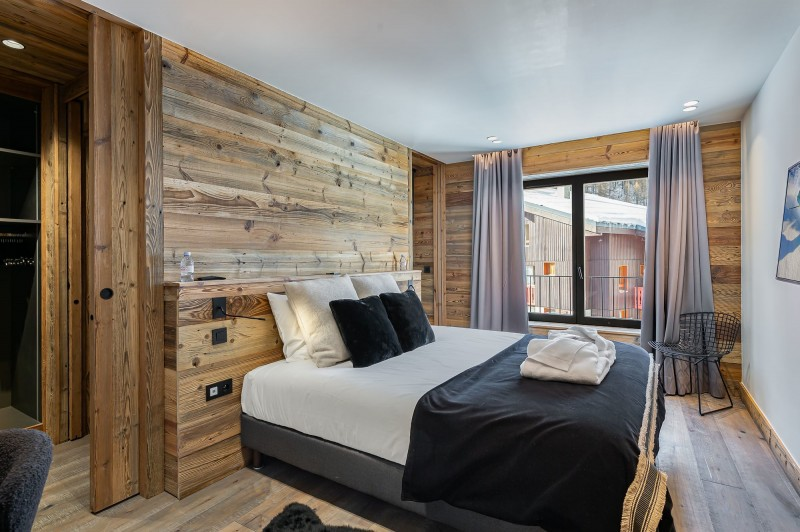 Val D'Isère Location Chalet Luxe Amazonite Chambre 4