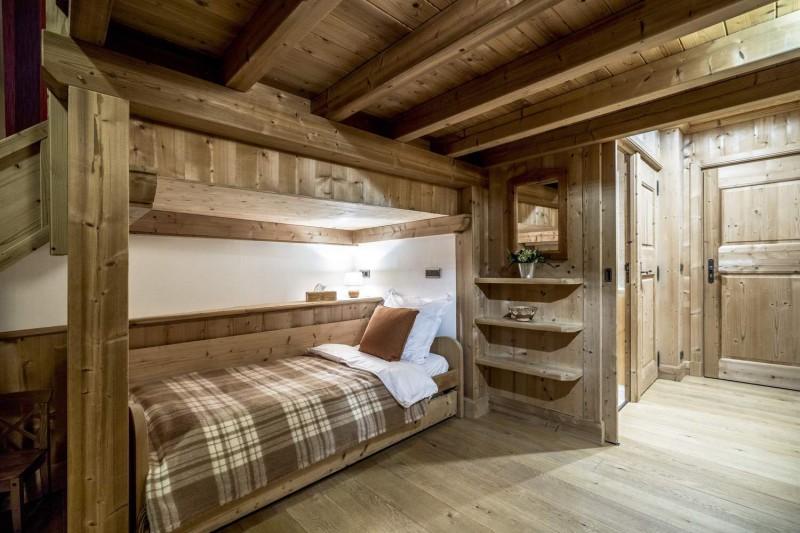 Val d'Isère Location Chalet Luxe Grenat Almandin Chambre Enfants