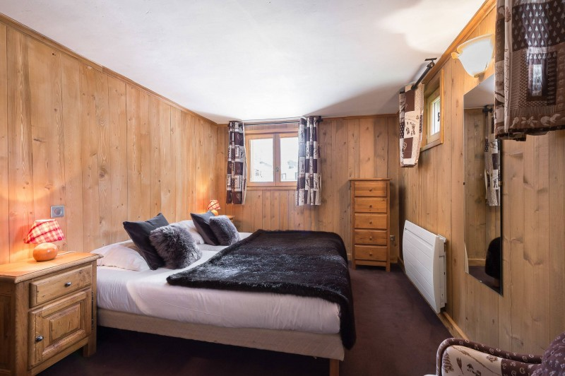 Val d'Isère Location Chalet Luxe Jaden Chambre 2