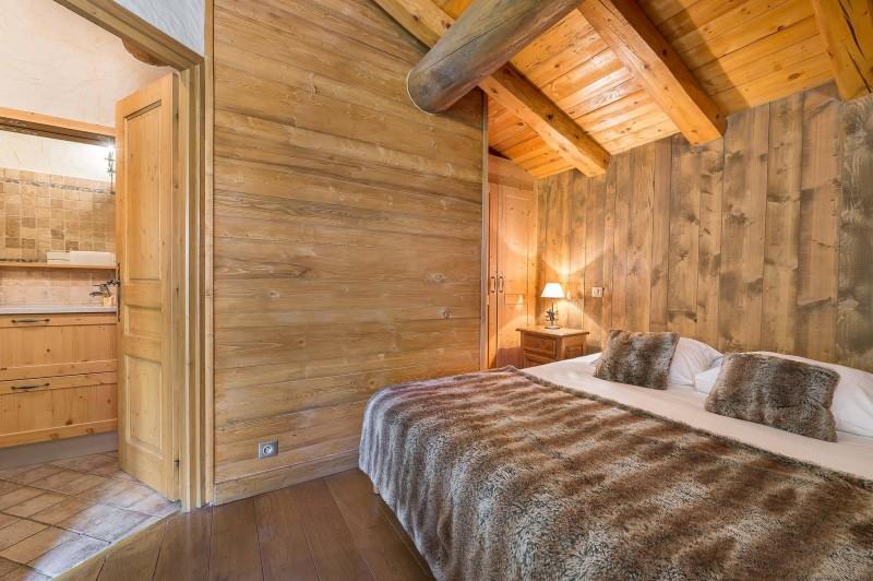 Val d'Isère Luxury Rental Chalet Jaden Bedroom 3