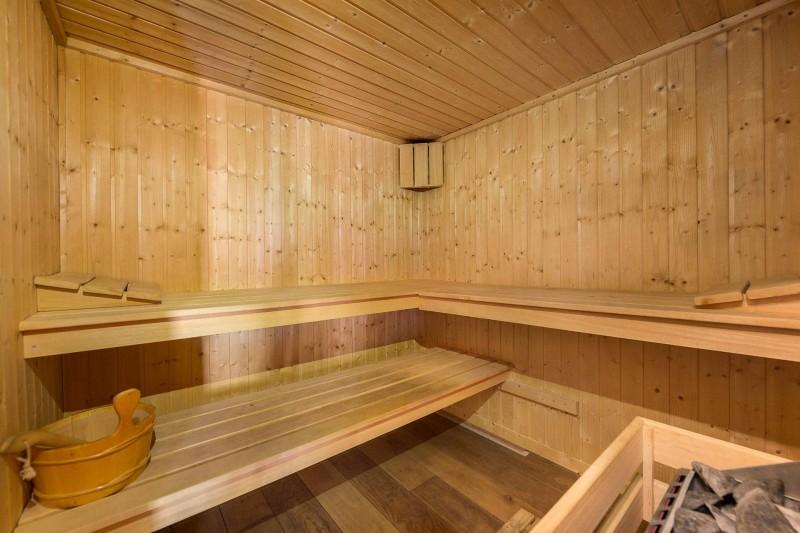 Val d'Isère Location Chalet Luxe Jaden Sauna
