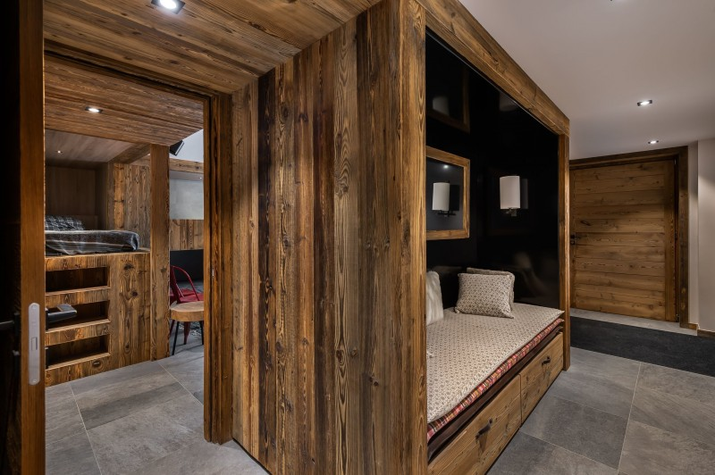 Val d'Isère Location Chalet Luxe Tellanche Chambre 3