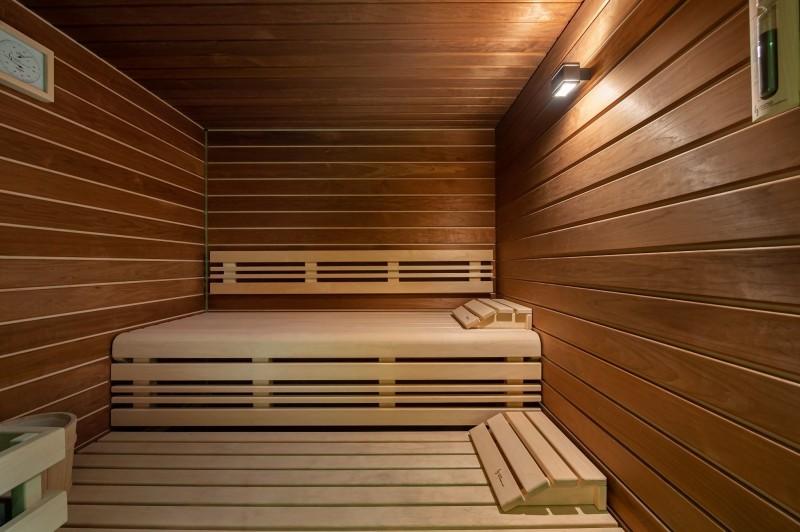 Val d'Isère Location Chalet Luxe Tellanche Sauna 2