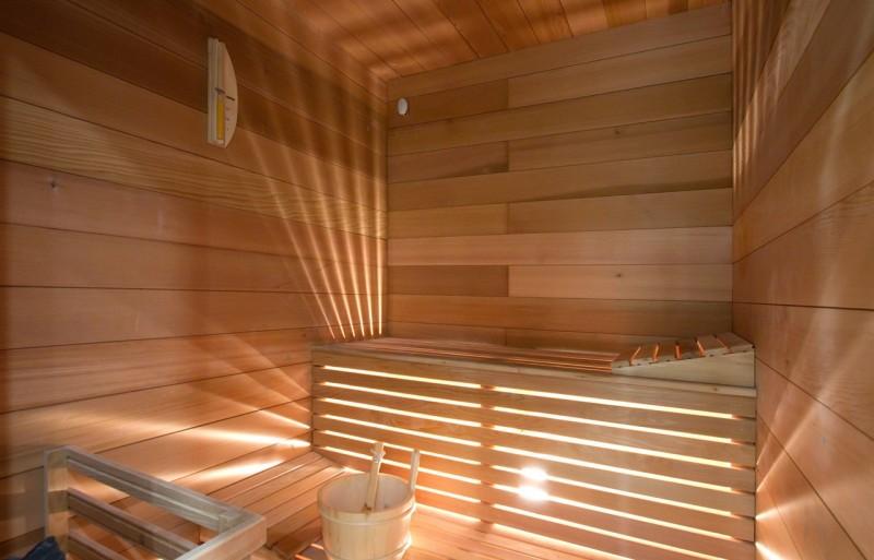 Val d'Isère Location Chalet Luxe Ulexite Sauna