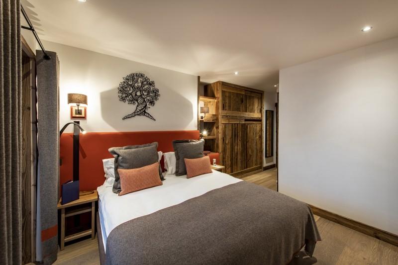 Val D'Isère Luxury Rental Chalet Umbate Bedroom 4