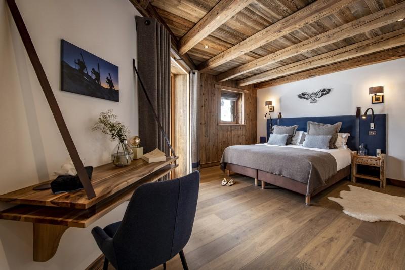 Val D'Isère Luxury Rental Chalet Umbate Bedroom 6