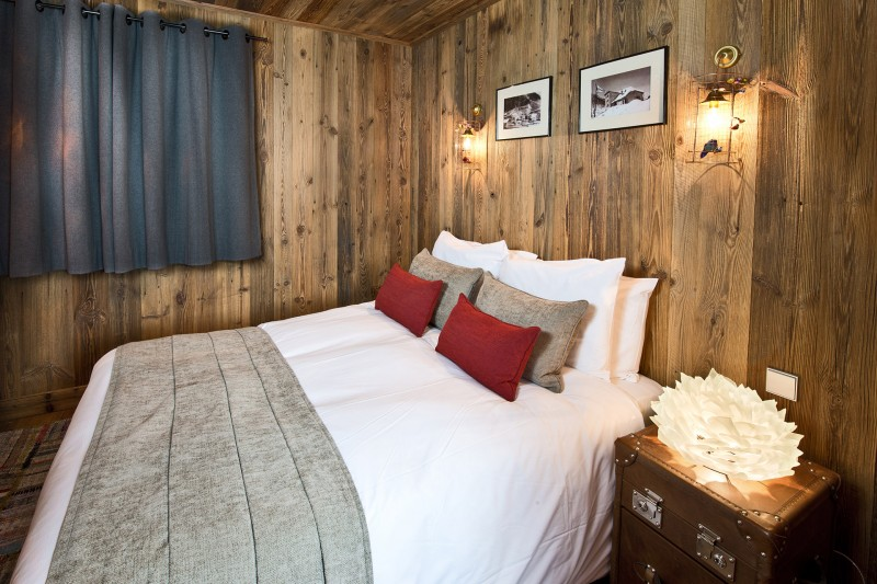 Val D'Isère Location Chalet Luxe Umbite Chambre 2