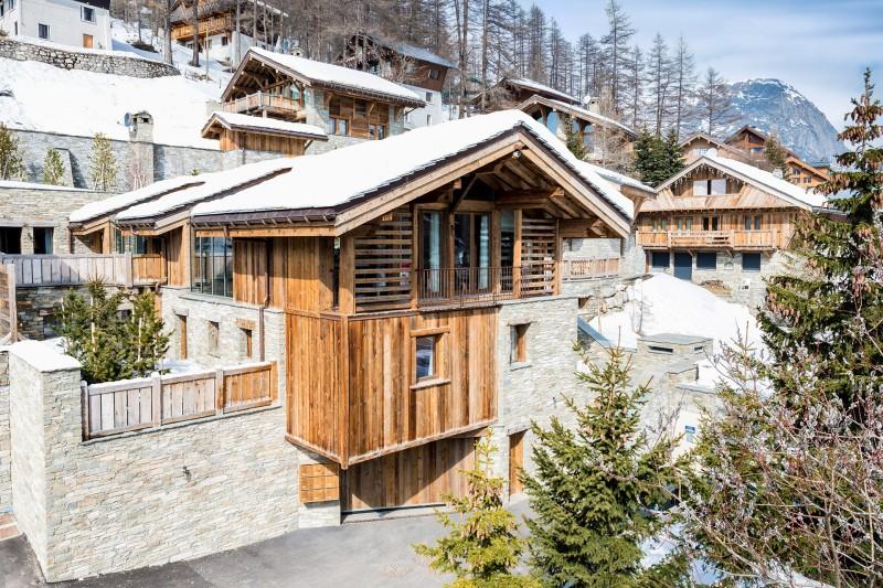 Val D'Isère Location Chalet Luxe Umbute Chalet