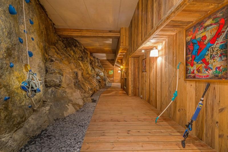 Val D'Isère Location Chalet Luxe Umbute Espace Jeux