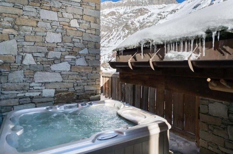 Val d'Isère Location Chalet Luxe Uralelite Jacuzzi