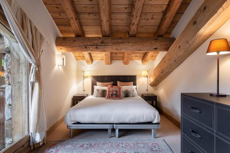 Val d'Isère Luxury Rental Chalet Vabodia Bedroom 4