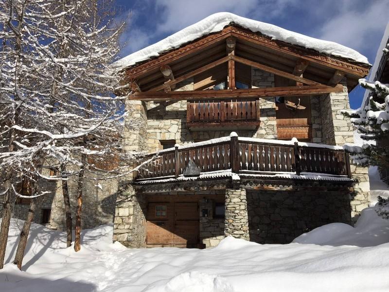 Val d'Isère Luxury Rental Chalet Vabodia Exterior 2