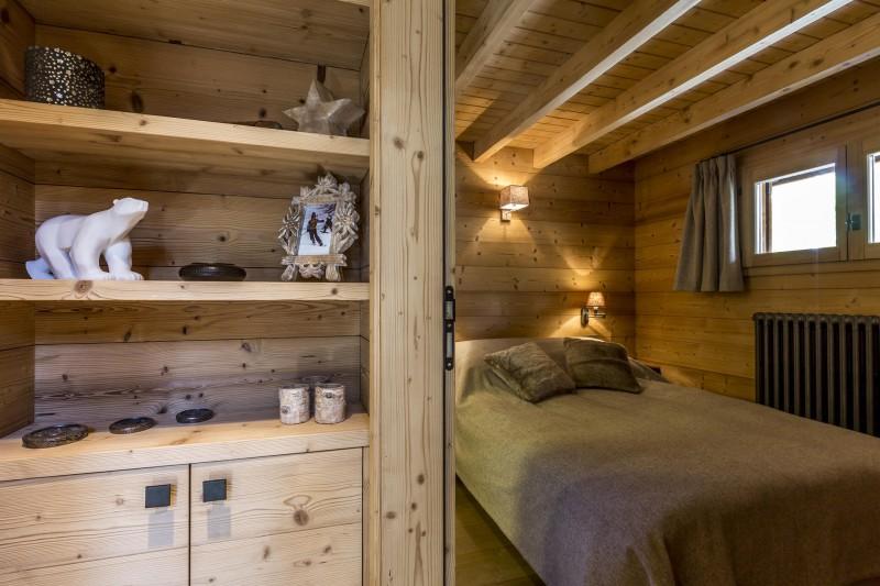 Val d'Isère Location Chalet Luxe Vauxate Chambre 2