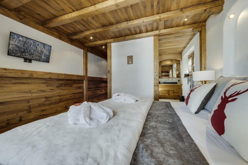 Val D'Isère Luxury Rental Chalet Vonsanite Bedroom 4