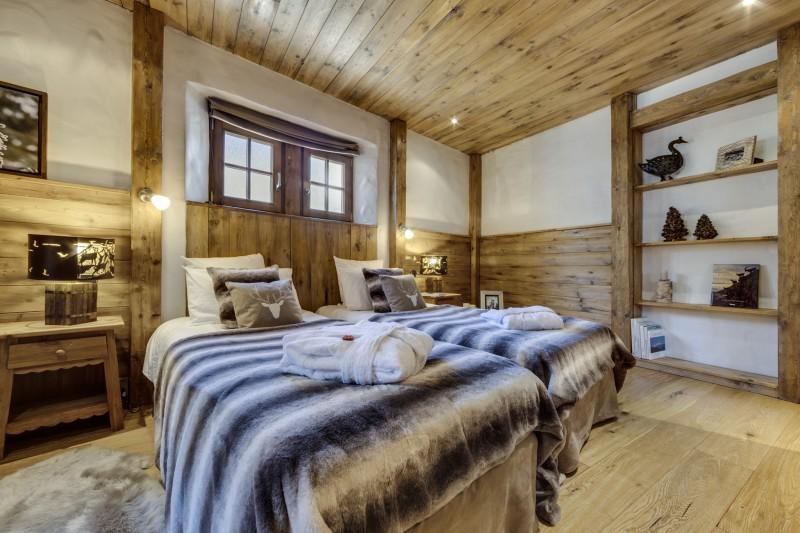Val D'Isère Luxury Rental Chalet Vonsanite Bedroom 7