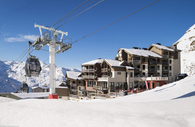 Val Thorens Rental Apartment Luxury Valekite Outside 1