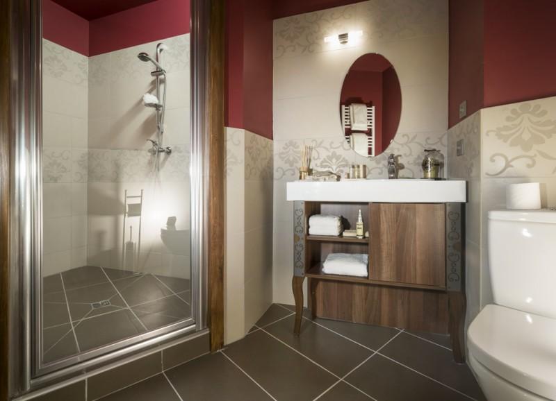 Val Thorens Rental Apartment Luxury Valikite Bathroom