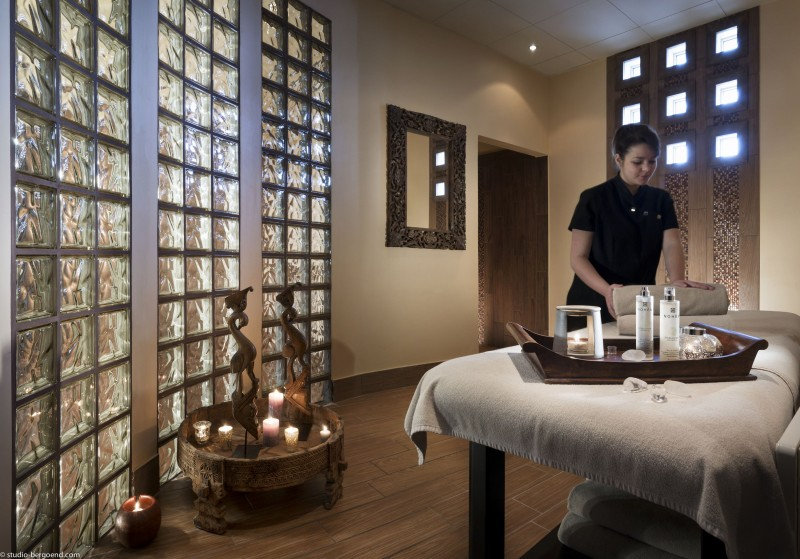 Val Thorens Location Appartement Luxe Valoukite Massage