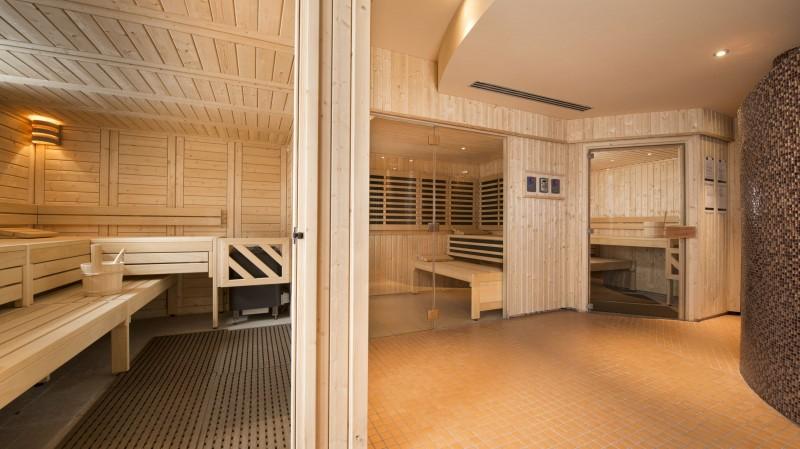 Val Thorens Location Appartement Luxe Valykite Sauna 1