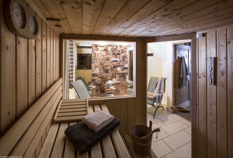 Val Thorens Rental Appartment Luxury Volcanite Sauna