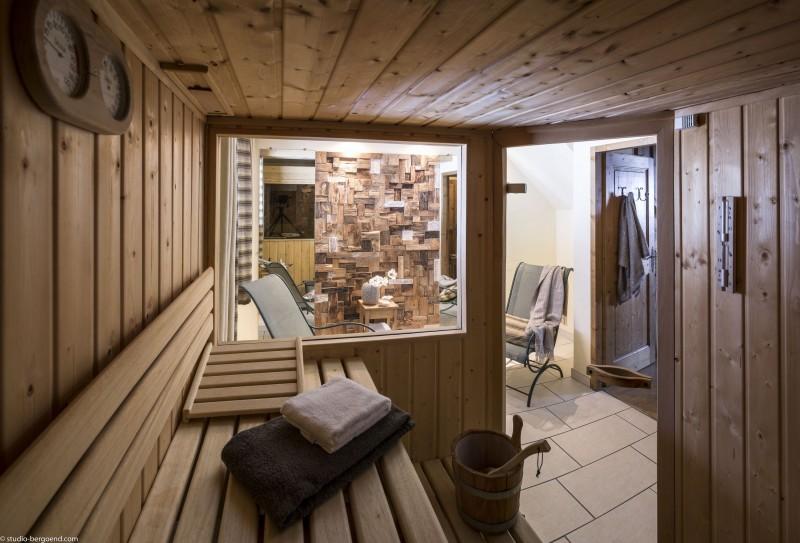 Val Thorens Rental Appartment Luxury Volcinite Sauna