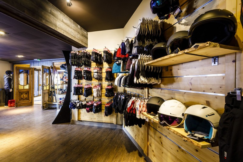 Val Thorens Location Appartement Luxe Volfsanite Skishop