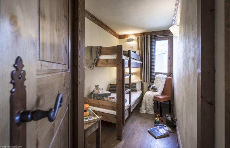 Val Thorens Rental Appartment Luxury Volfsenite Bedroom 1