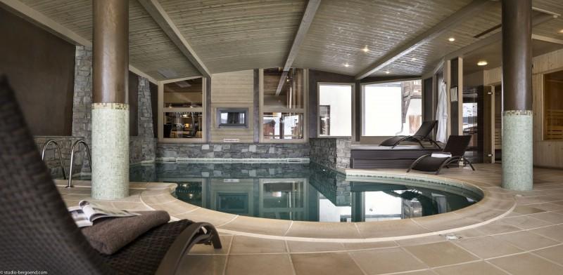 Val Thorens Location Appartement Luxe Volfsenite Piscine