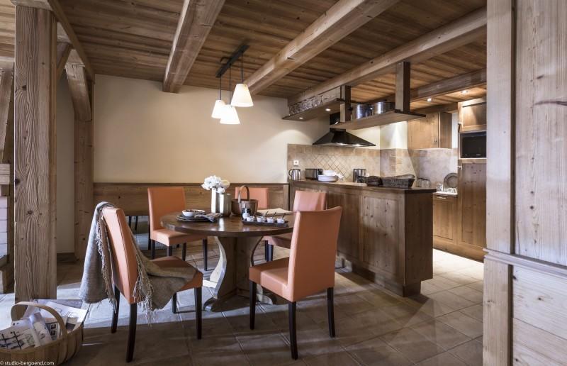 Val Thorens Location Appartement Luxe Voltaite Cuisine