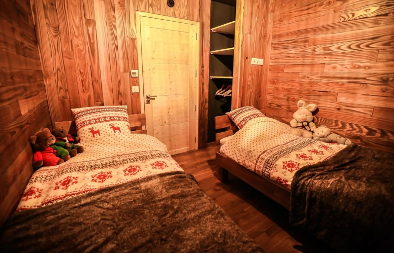 Valloire Location Chalet Luxe Buglose Chambre 2