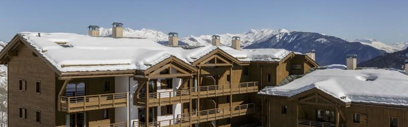 Valmorel Location Appartement Luxe Ferrucite Extérieur
