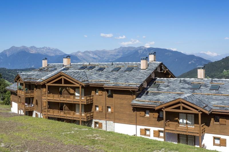 Valmorel Location Appartement Luxe Ferrucite Extérieur 8