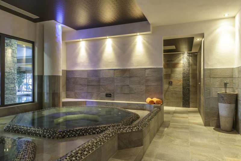 Valmorel Location Appartement Luxe Fervanite Duplex Jacuzzi