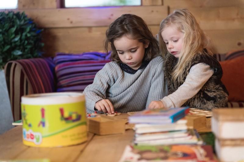 Vars Location Appartement Luxe Pennine Jeux Enfants